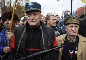 Суд привлек Ющенко в качестве третьего лица по делу о воинах ОУН-УПА