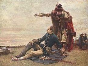 Полтавский облсовет отказался выделить деньги на памятники Мазепе и Карлу XII