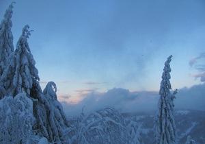 Синоптики прогнозируют в Украине резкое похолодание: местами - минус 27 градусов