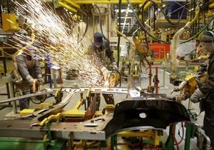 Украина более чем в два раза увеличила выпуск легковых авто за первых три месяца 2011 года