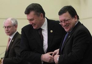 Украина нашла короткий путь к соглашению об ассоциации с Евросоюзом - Ъ