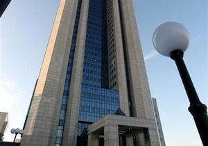Fitch отреагировало на претензии Газпрома к Нафтогазу