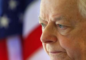 Скончался старейший американский сенатор Роберт Берд