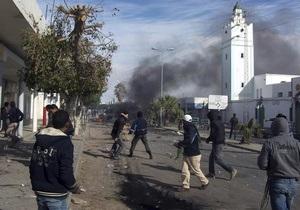 Граждане Украины не желают покидать Тунис