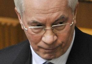 Азаров поручил Попову  обязательно найти  Черновецкого