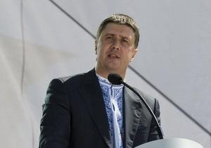 Депутаты от НУ-НС начали голодовку, требуя отмены языкового закона