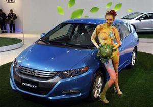 Honda начнет продажу электромобилей в 2012 году