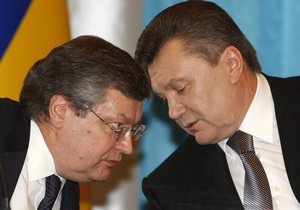 Грищенко похвалил Януковича за активизацию сотрудничества с США, Россией и ЕС