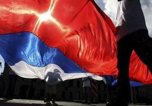 Российские партии и организации создали движение Россия, вперед!