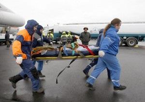 В больницы Москвы, Петербурга и Челябинска доставлен 91 пострадавший из Перми