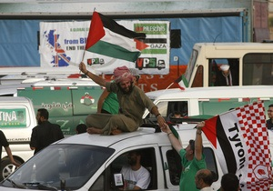 Палестина будет официально добиваться от ООН признания независимости страны