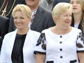 Ющенко наградил Богатыреву и Еханурова орденами Ярослава Мудрого
