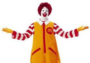 McDonald s: Об  уходе  Рональда Макдональда не может быть и речи