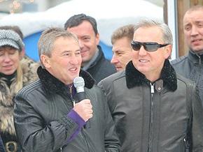 Черновецкий сообщил, что его дети работают для Киева бесплатно