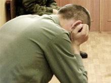 Под Брянском солдат покончил с собой