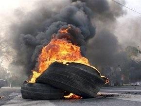 На востоке Пакистана вспыхнули массовые беспорядки