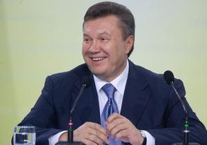 Янукович предложил  еще одной стране участвовать в модернизации украинской ГТС
