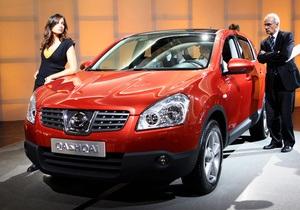 Новый Nissan Qashqai покажут в ноябре