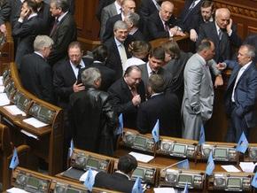 Блокирование Рады: БЮТ от комментариев отказался, а ПР заявила о попытке захвата Интера