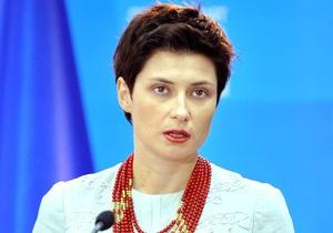 Ванникова опровергла информацию о намерении Ющенко получить гражданство США