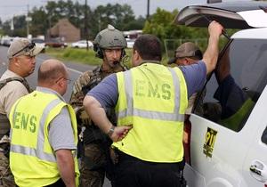 Захват банка в Луизиане закончился перестрелкой: преступник убит, есть раненые