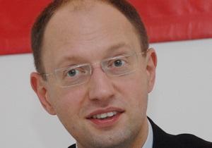 В партии Яценюка опровергли информацию о покупке Фронта змін Ахметовым