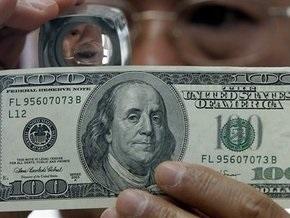 Курс продажи наличного доллара составляет 8,07-8,17 гривны