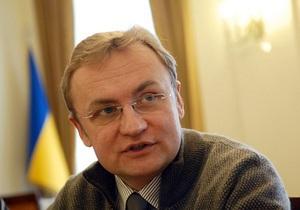 Садовой рассказал, почему во Львове 22 июня удалось избежать столкновений