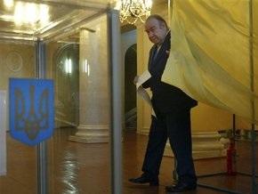 ВР отменила проведение выборов в Тернопольский облсовет