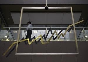 Украинские фондовые индексы упали до очередного локального минимума