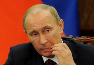 Визит Януковича в Москву: Путин не намерен подписывать какие-либо документы