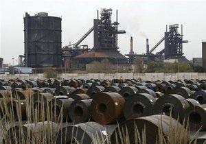За восемь месяцев в Украине реализовали промпродукции на 715 млрд грн