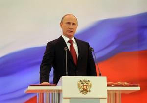 Reuters: Путин въехал в Кремль по зачищенной от недовольных Москве
