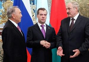 Беларусь предлагает создать рейтинговые агентства в рамках Таможенного Союза