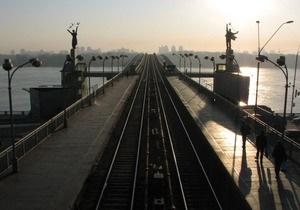 Стала известна причина остановки движения поездов в киевском метро