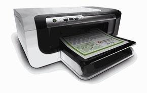 Новый принтер HP Officejet 6000