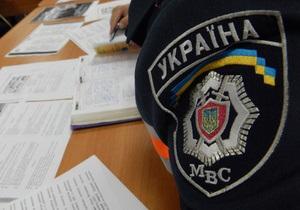 В Сумской области после общения с милиционерами умер местный житель