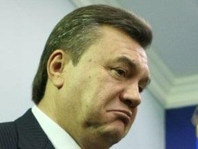 Янукович сомневается в принятии изменений в Конституцию в ближайшей перспективе