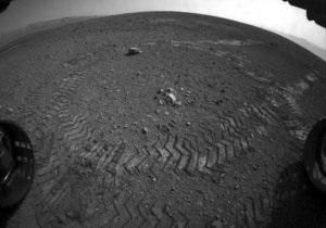 Марсоход Кьюриосити делает интригующие находки