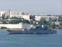 Вывод российского флота: Тимошенко принялась выполнять поручение Ющенко