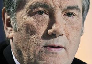 Ющенко: В 2010 году проиграл я. Вы не проиграли