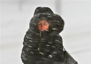 МЧС: В начале марта в Украине ожидаются чрезвычайные погодные условия