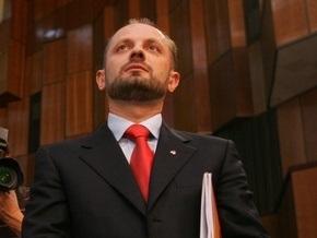 Ющенко наградил Безсмертного орденом