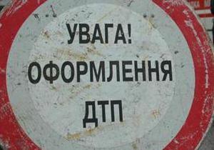 В Киеве на мосту Патона в результате столкновения семи авто пострадали пять человек