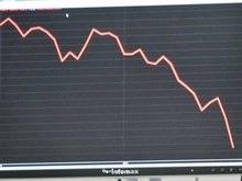 Российские фондовые индексы рухнули
