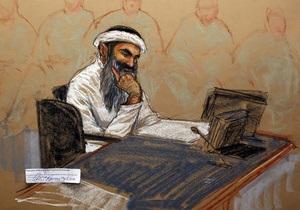 Пятеро обвиняемых в организации теракта 9/11 игнорируют суд