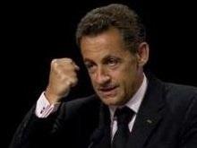 Саркози намерен снова приехать в Москву и Тбилиси