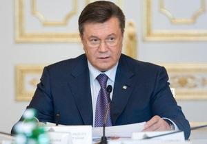 Янукович: Надо убедиться в устойчивости украинских АЭС к землетрясениям