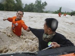 Фотогалерея: Азия в плену мощного тайфуна