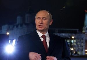 У меня разболелась спина… я страдал - и вы страдали вместе со мной - Новогоднее поздравление Путина от немецких журналистов